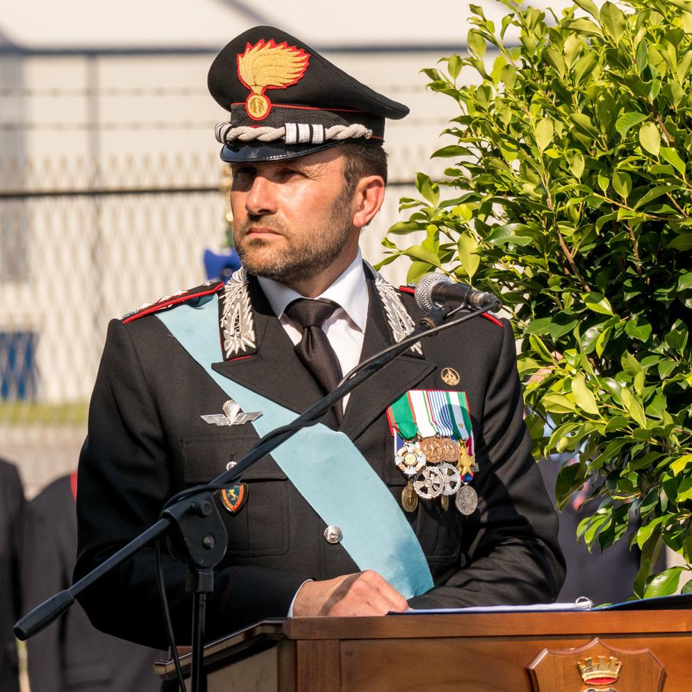 Colonnello Paolo Storoni
