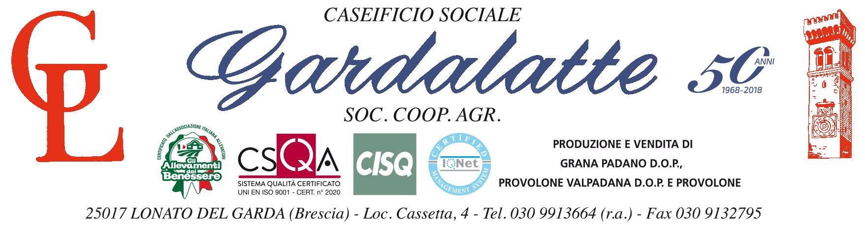 CASEIFICIO SOCIALE GARDALATTE SCA