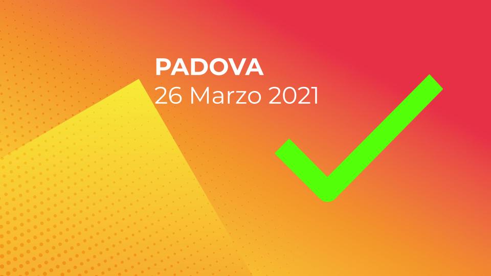 Padova 2021 Online