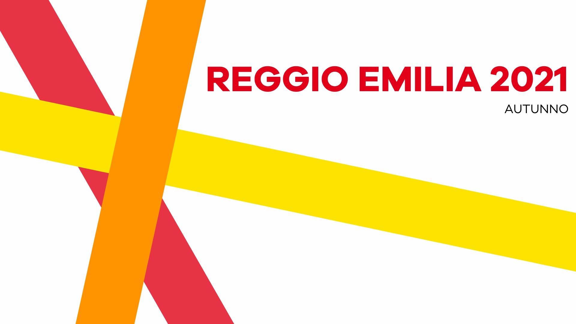Reggio Emilia 2021 Online