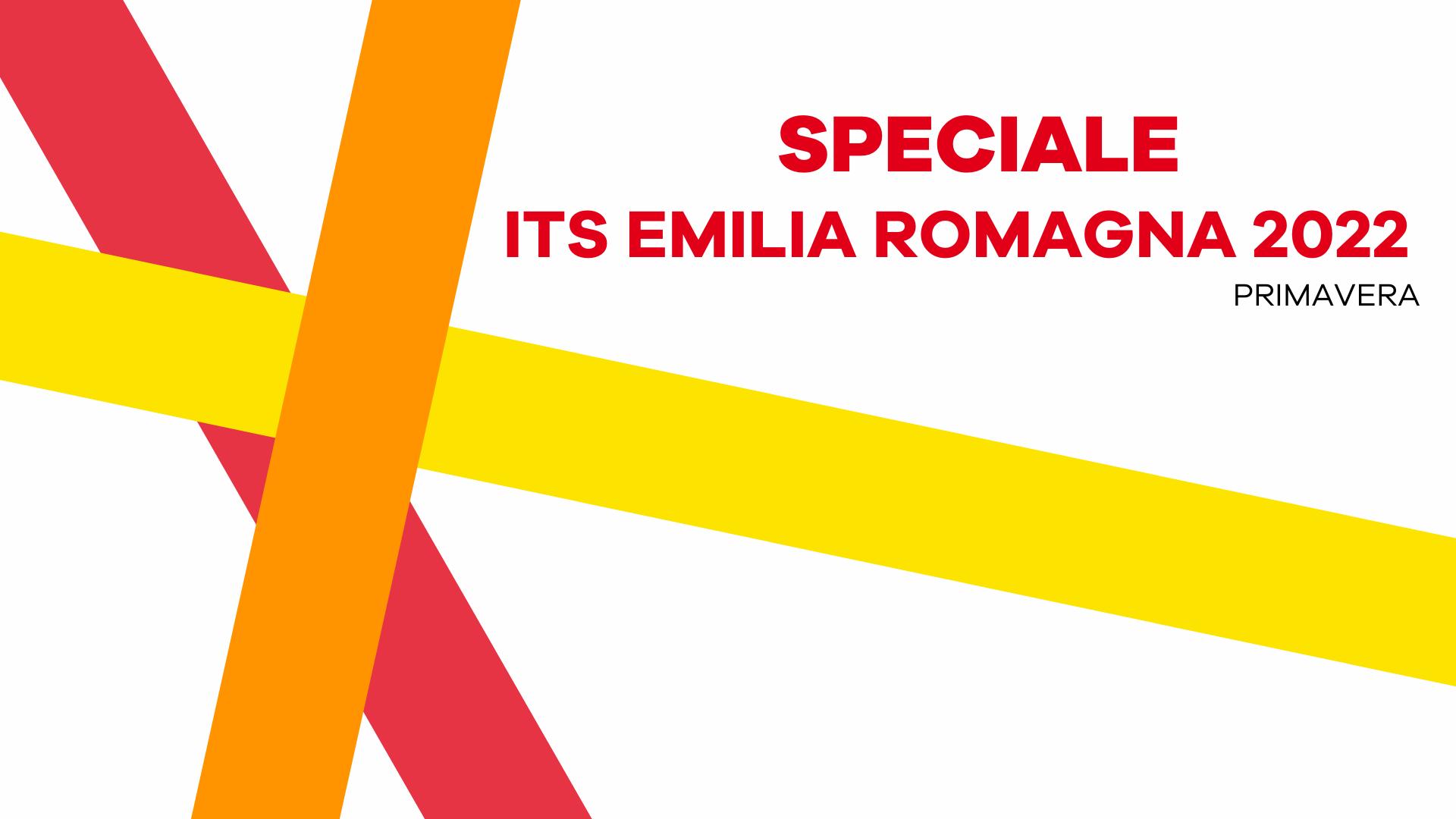 Speciale ITS Emilia Romagna 2022 Online