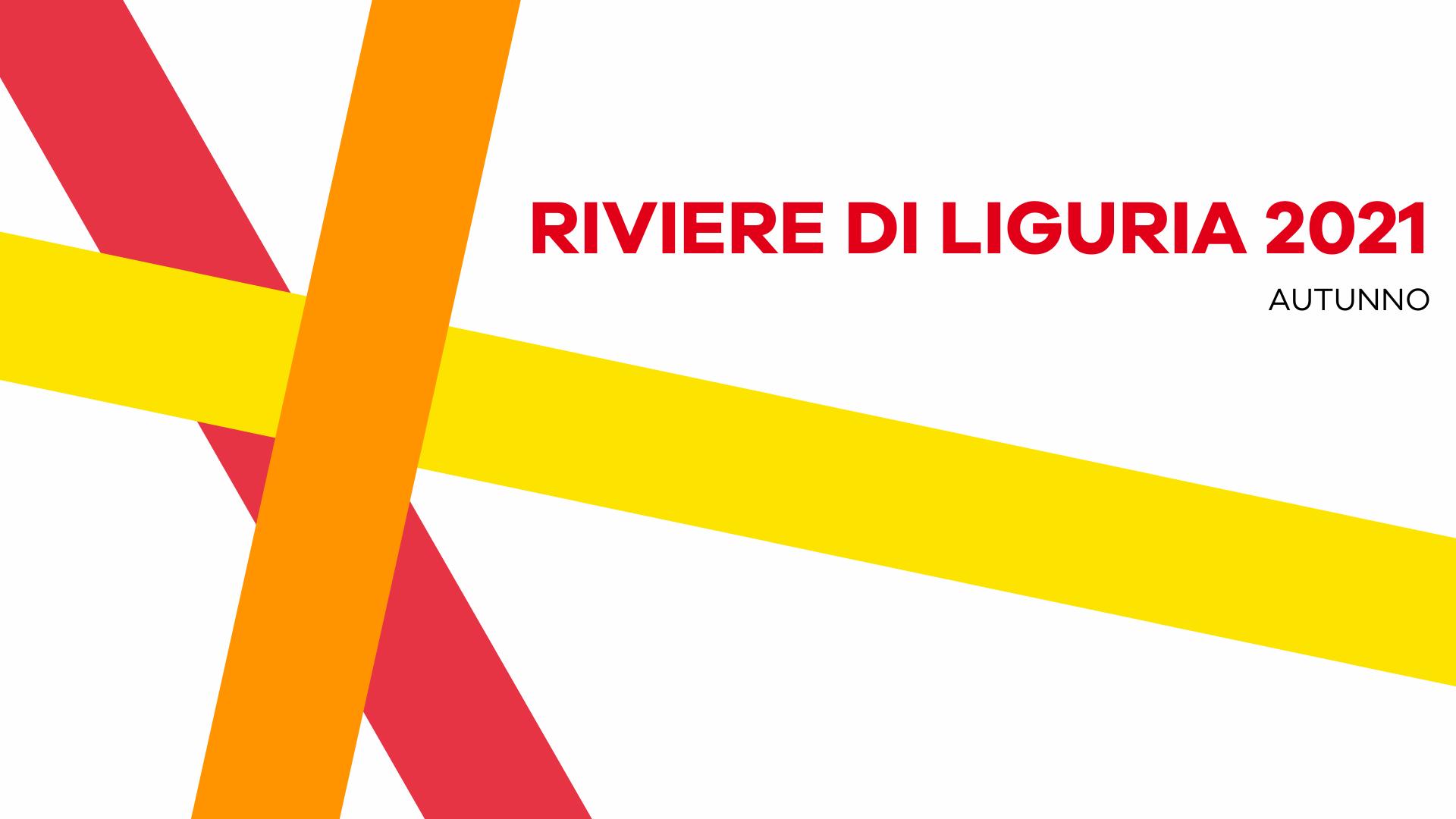 Riviere di Liguria 2021 Online