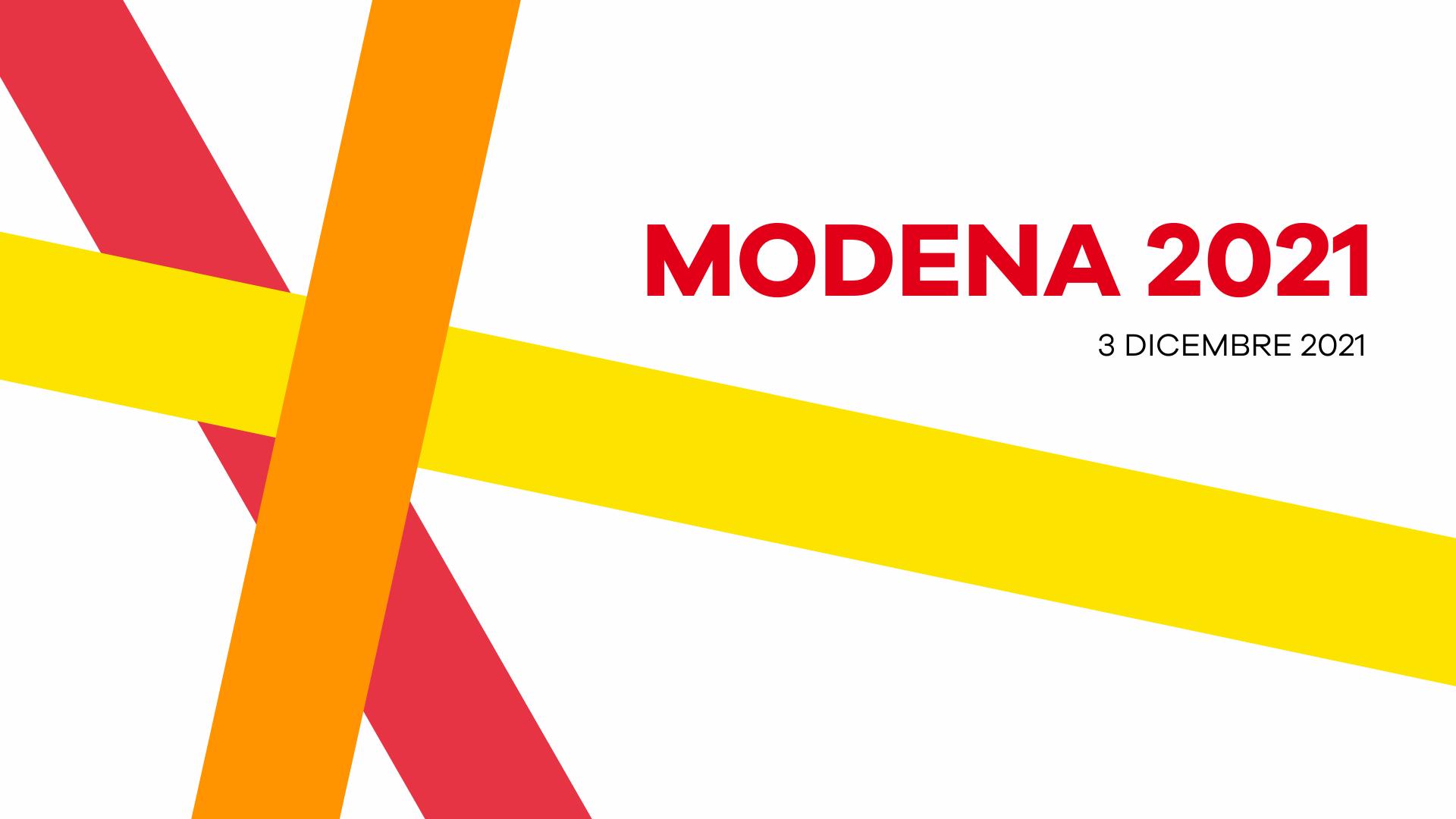 Modena 2021 Online