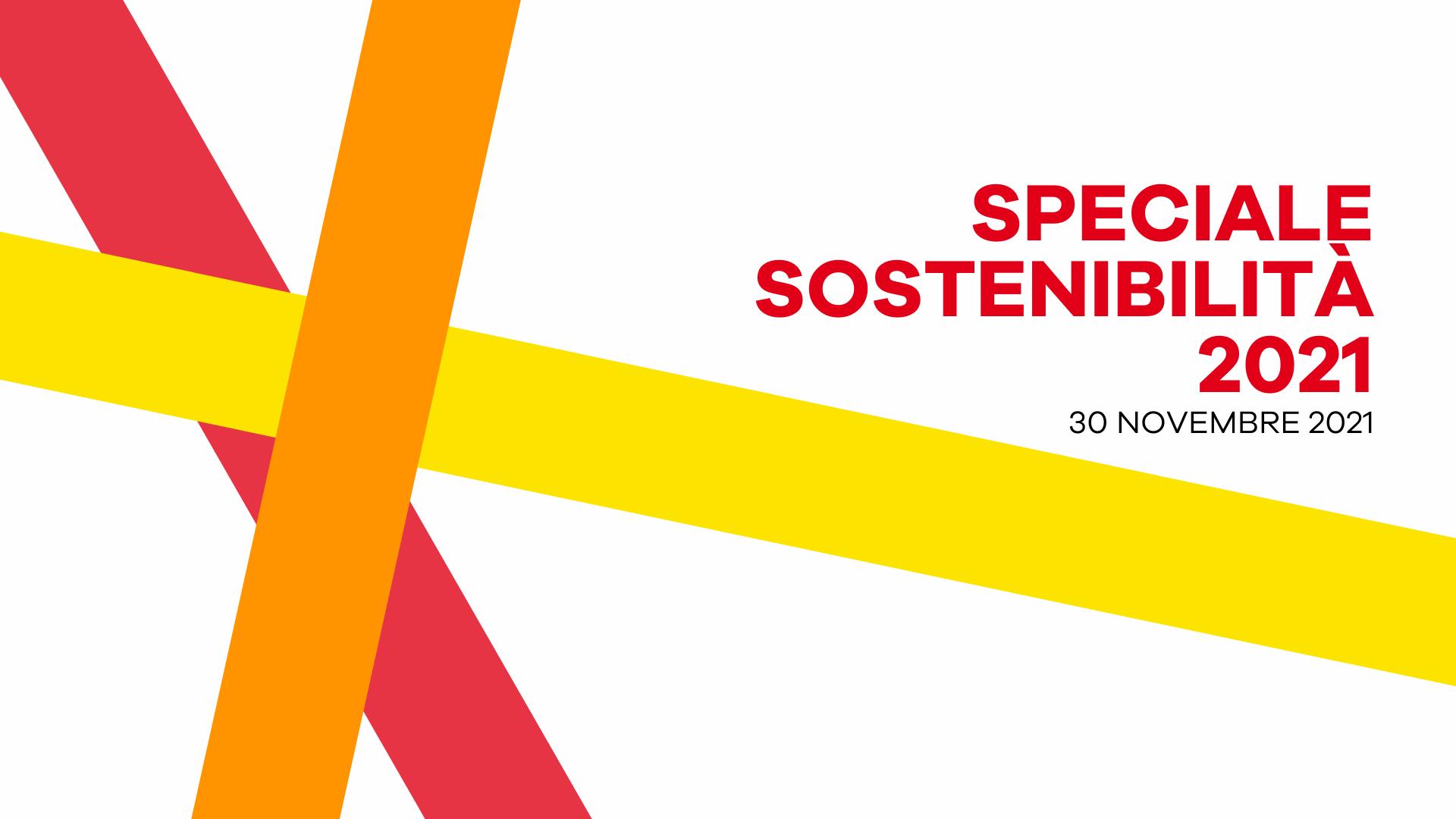 Speciale Sostenibilità 2021 Online